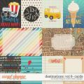 Destinations: Vol 6 - Cards by Studio Basic and Studio Flergs