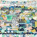 #Be Positive: I Am Enough Kit by Amanda Yi & Two Tiny Turtles