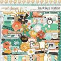 Back Into Routine by Sugary Fancy & Digital Scrapbook Ingredients