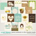 Great Outdoors: In the Country Cards by Kristin Cronin-Barrow