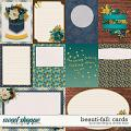 Beautifall: Cards by Amber Shaw & Studio Flergs