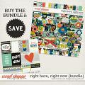Right Here, Right Now : Bundle by Amanda Yi & Blagovesta Gosheva