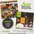 Halloween Creepies Bundle by Studio Flergs & Digital Scrapbook Ingredients