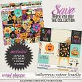 Halloween Cuties Bundle by Studio Flergs & Digital Scrapbook Ingredients