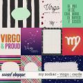 My Zodiac - Virgo : Cards by Amanda Yi & Juno Designs