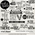 Word Chunks - Everyday 1 by Amanda Yi