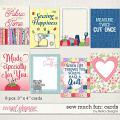 Sew Much Fun: Cards by lliella designs
