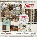 Season of Change - Bundle by Red Ivy Design