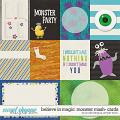 Believe in Magic: Monster Mash Cards by Amber Shaw & Studio Flergs
