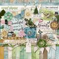 Be Natural Kit by Digilicious Design