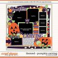 Cindy's Layered Templates - Themed: Pumpkin Carving by Cindy Schneider