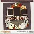 Brook's Templates - Singleton 54 - Ghosties by Brook Magee