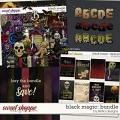 Black Magic: Bundle by lliella designs