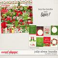 Jolly Elves: Bundle by lliella designs