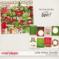 Jolly Elves: Bundle by lliella designs