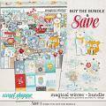 Magical Winter {Bundle} by Blagovesta Gosheva & Red Ivy Designs