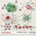 Holiday Cheer - Overlays by Red Ivy Design