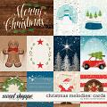 Christmas Melodies: Cards by Kristin Cronin-Barrow