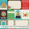 Believe in Magic: Christmas Treats Cards by Amber Shaw & Studio Flergs