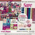 Santa's Coming - Bundle by Red Ivy Design