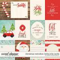 Christmas Melodies: Holly Jolly Cards by Kristin Cronin-Barrow