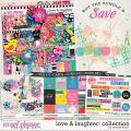 Love & Laughter Bundle by Amber Shaw, Red Ivy & Wendyp