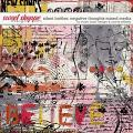 Silent Battles: Negative Thoughts - Mixed Media by Studio Basic Designs & Rachel Jefferies