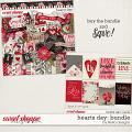 Hearts Day: Bundle by lliella designs