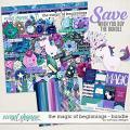 The magic of beginnings - Bundle by WendyP Designs