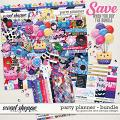 Party Planner: Bundle by Grace Lee and WendyP Designs