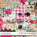 A New Me: Paints & Stuff by Amanda Yi