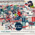 God Bless The US: We The People Collection by Traci Reed
