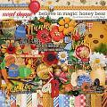 Believe in Magic: Honey Bear by Amber Shaw & Studio Flergs
