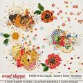 Believe in Magic: Honey Bear- SCATTERZ by Studio Flergs