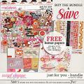 Just For You - Bundle by Red Ivy Design