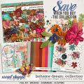 Boheme Dream Collection by Amber Shaw, Studio Basic and Studio Flergs