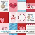 Life 2017-February Cards by Melissa Bennett