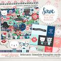 February: Kissable thoughts - Bundle by Sugary Fancy and WendyP Designs
