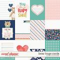 Bear Hugs Cards by Becca Bonneville