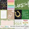 This Time of Year March: Cards by Grace Lee