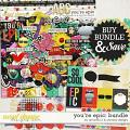 You're Epic - Bundle by Amanda Yi and WendyP Designs