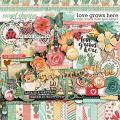 Love Grows Here Kit by Amber Shaw and Studio Basic