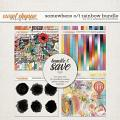 Somewhere Over The Rainbow Bundle by On A Whimsical Adventure