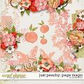 Just Peachy: Page Magic by Amber Shaw
