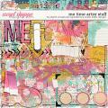 Me Time Artsy Stuff by Digital Scrapbook Ingredients and Studio Basic