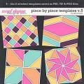 Piece by Piece v.5 Templates by Erica Zane
