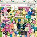 Reading Garden by Red Ivy, Studio Basic & WendyP Designs