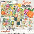 April Showers, May Flowers: COLLECTION & *FWP* by Studio Flergs