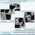 Cindy's Layered Templates - Bundled Half Packs #184-185 by Cindy Schneider