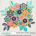 Sweet Like Candy: FLOWERS by Studio Flergs